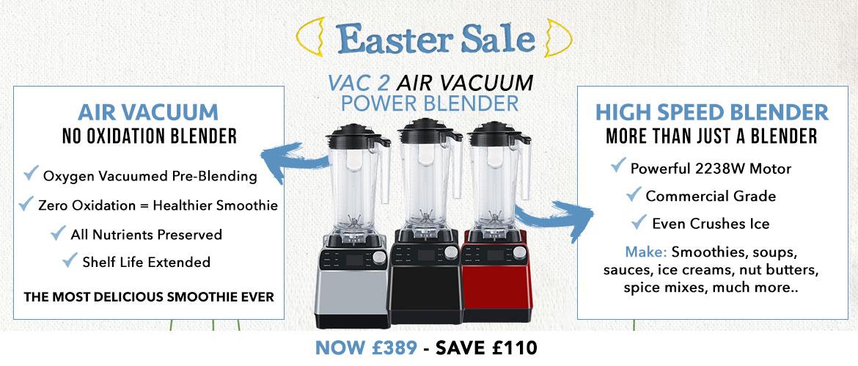 Vacuum Blender