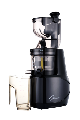 Slow juicers :: Optimum 700: Double Chute Slow Juicer Large and Small Chutes for perfect juicing.